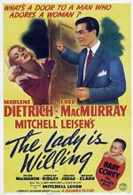 The Lady ıs Willing (1934) afişi