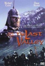 The Last Valley (1971) afişi