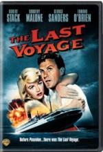 The Last Voyage (1960) afişi