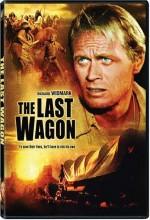 The Last Wagon (1956) afişi