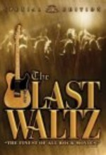 The Last Waltz (1978) afişi