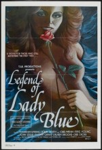 The Legend Of Lady Blue (1979) afişi