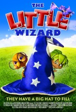 The Little Wizard (2011) afişi