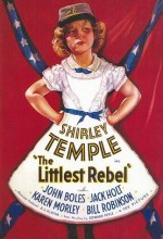 The Littlest Rebel (1935) afişi
