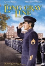 The Long Gray Line (1955) afişi