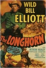 The Longhorn (1951) afişi
