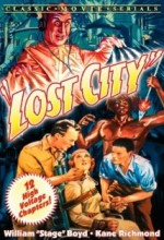 The Lost City (ıı) (1935) afişi