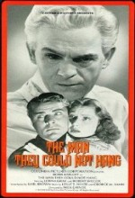 The Man They Could Not Hang (1939) afişi