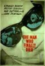 The Man Who Finally Died (1962) afişi