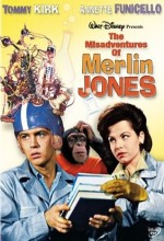 The Misadventures Of Merlin Jones (1964) afişi