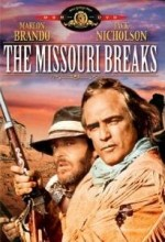 The Missouri Breaks (1976) afişi