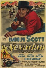 The Nevadan (1950) afişi