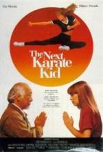 Karateci Kız (1994) afişi