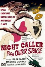The Night Caller (ı) (1965) afişi