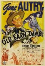 The Old Barn Dance (1938) afişi