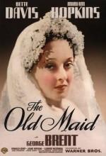 The Old Maid (1939) afişi