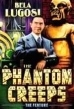 The Phantom Creeps (1939) afişi