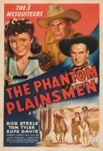 The Phantom Plainsmen (1942) afişi