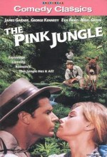 The Pink Jungle (1968) afişi