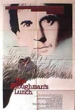 The Ploughman's Lunch (1983) afişi