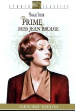 The Prime Of Miss Jean Brodie (1969) afişi