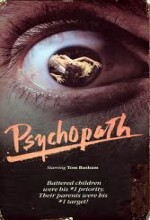 The Psychopath (1975) afişi