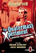The Quatermass Experiment (1955) afişi
