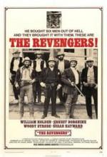 The Revengers (1972) afişi