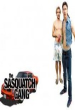 The Sasquatch Gang (2006) afişi