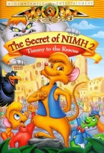 The Secret Of NImh 2: Timmy To The Rescue (1998) afişi