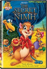 The Secret Of Nımh (1982) afişi