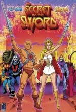 The Secret Of The Sword (1985) afişi