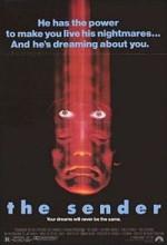 The Sender (1982) afişi
