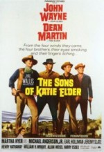 The Sons Of Katie Elder (1965) afişi