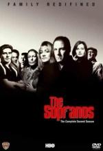 The Sopranos (2000) afişi