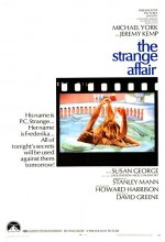 The Strange Affair (1968) afişi