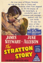 The Stratton Story (1949) afişi