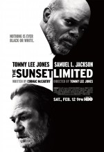 The Sunset Limited (2011) afişi
