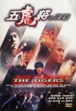 The Tigers (1991) afişi