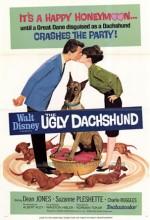The Ugly Dachshund (1966) afişi