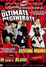 The Ultimate Degenerate (1969) afişi