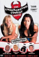 The Underground Comedy Movie (1999) afişi