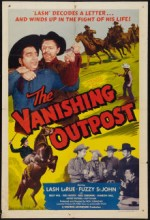 The Vanishing Outpost (1951) afişi