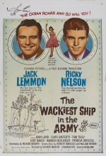 The Wackiest Ship in The Army (1960) afişi
