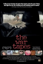 The War Tapes (2006) afişi