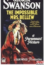 The ımpossible Mrs. Bellew