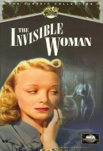 The Invisible Woman (1940) afişi