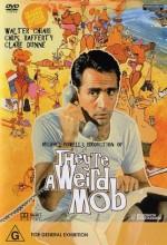 They're A Weird Mob (1966) afişi