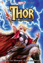 Thor Tales Of Asgard (2011) afişi