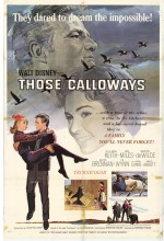 Those Calloways (1965) afişi